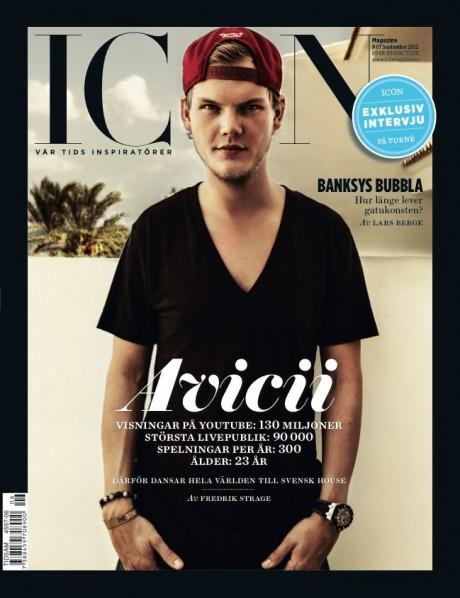 Icon Magazine #07 2012