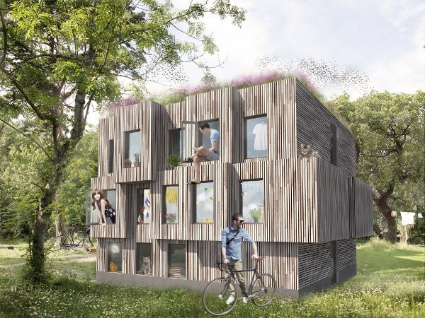 Belatchew Arkitekter 2025 exteriör