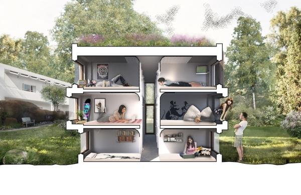 Belatchew Arkitekter 2025 interiör
