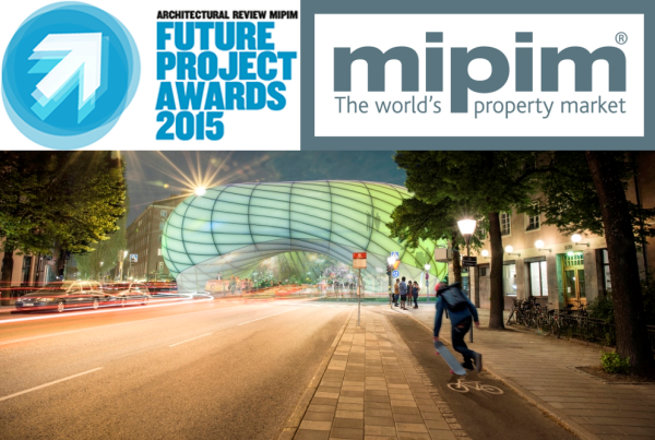 Stockholm Insect Farm Wins Architectural Review Award at MIPIM Cannes Festival