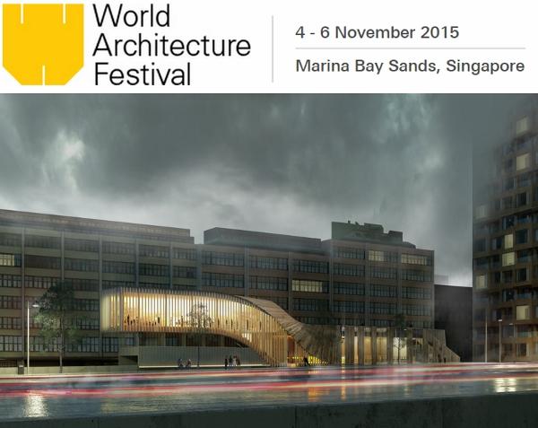 TWIST i Hagastaden nominerad till årets kommersiella byggnad av World Architecture Festival