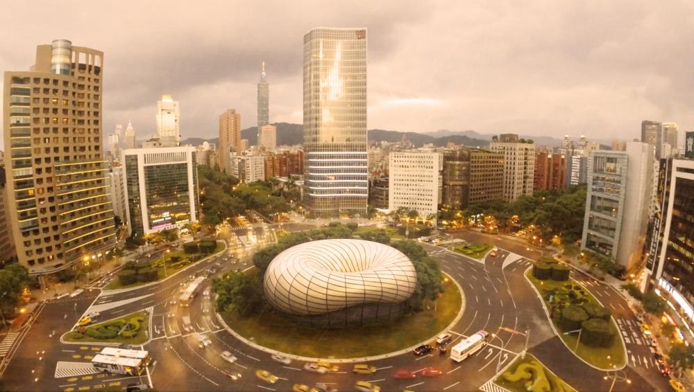 Buzzbuilding Taipei