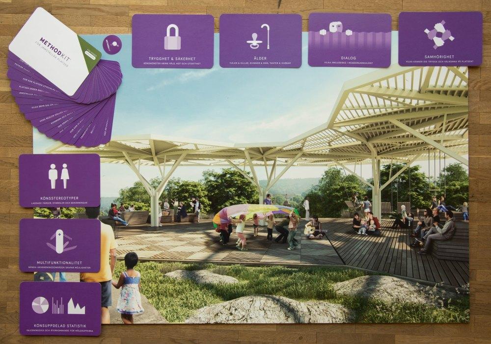 Den jämställda platsen – socialt hållbar arkitektur i praktiken