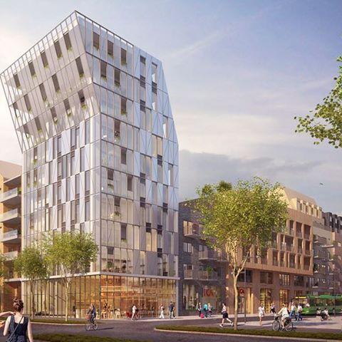 """Idag är vi glada över att Uppsala kommun tillkännagivit att Belatchew Arkitekter och Sveafastigheter Bostad vunnit en markanvisningstävling för det sydvästra kvarteret i Ulleråker.  Uppsala kommun motiverar beslutet som följer: """"Förslaget visar ett sammanhållet koncept där den mänskliga skalan och upplevelsen i ögonhöjd är i fokus. Förslaget förenar det stora centrumkvarterets platskrävande funktioner med en rik urban miljö med plats för möten och liv på ett sätt som är värdigt Ulleråkers nya stadsdelscentrum."""" Läs mer: http://bit.ly/ulleraker  #uppsala #ulleraker #ulleråker #markanvisning #sveafastigheter #sveafastigheterbostad #belatchew #arkitektur #arkpol #stadsplanering"""