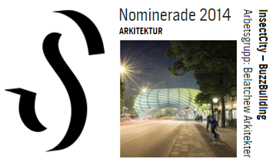 Belatchew Arkitekter - Design S - nomineringBelatchew Arkitekter - Design S - nominering