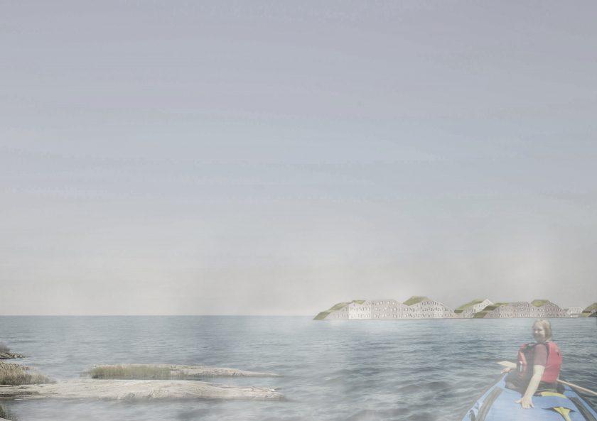 SwimCity by Belatchew Arkitekter