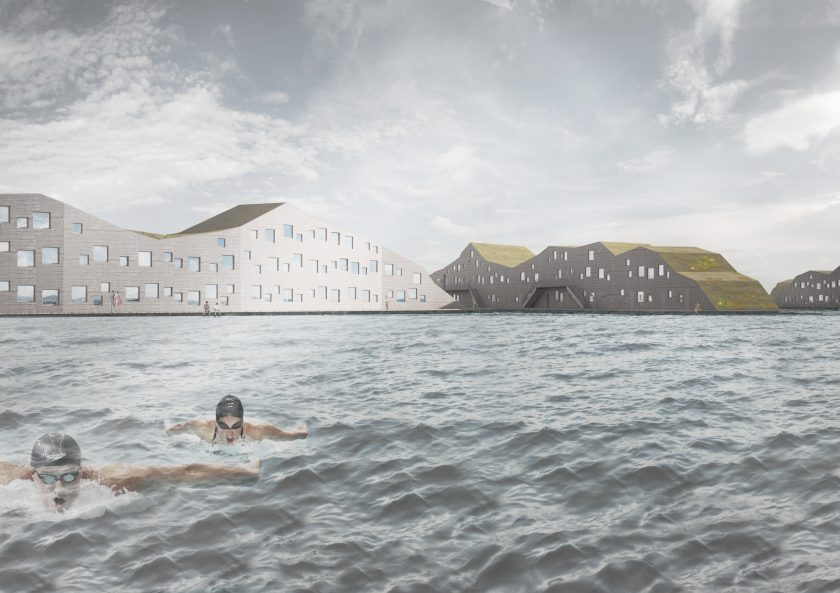 SwimCity by Belatchew Arkitekter