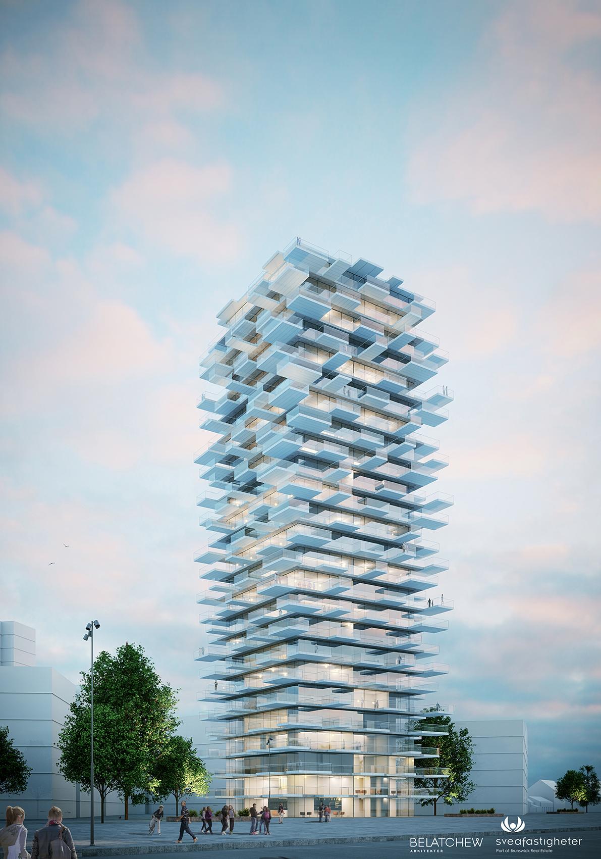 FRAGMENT by Belatchew Arkitekter