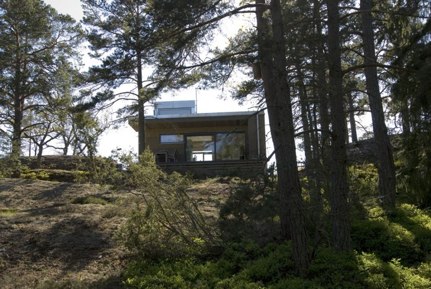 Villa D by Belatchew Arkitekter